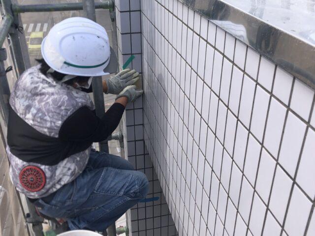 M様 集合住宅外装改修工事